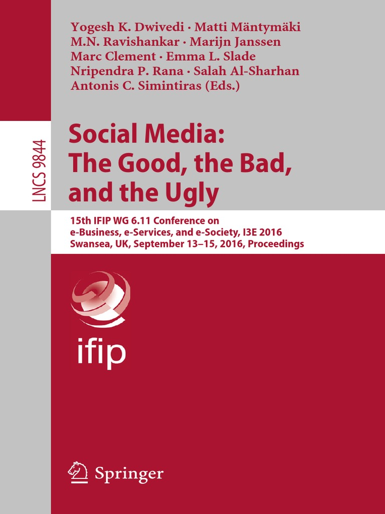Social media the good the bad and the ugly big data digital social media the good the bad and the ugly big data digital social media fandeluxe Gallery