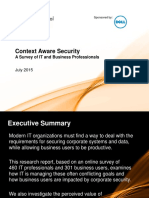 Dell 2015 Research Securityvsusability