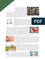 Enfermedades DEl Sistema Inmunológico