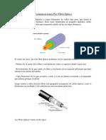 Comunicaciones Por Fibra Optica