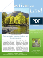 Wood River Land Trust Newsletter Summer 2008