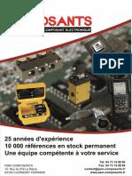 Catalogue Composant Électronique