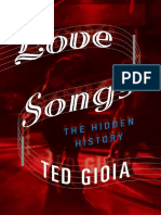 Gioia, Ted - Love Songs_ the Hidden History