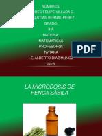 La Microdosis de Sabila