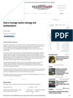 How to Leverage Market Contango and Backwardation _ Futures Magazine