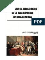 Fundamentos ideológicos de la emancipación latinoamericana