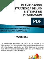 La Planificación Estratégica de SI [Autoguardado]