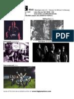 Metal Bulletin Zine 141