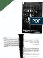 Dario Fajardo. Espacio y Territorios