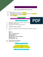choral fest lesson plan