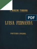 Luisa Fernanda Orquesta