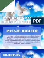 45 Comunion Con El Espiritu Santo