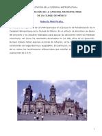 REHABILITACIÓN DE LA CATEDRAL METROPOLITANA.doc