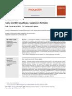 Cómo escribir un artículo scientific writing.pdf