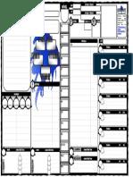 Final Fantasy RPG - Academia Bahamut - Planilha - Biblioteca Élfica