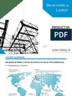Productos Layher - Sistema de Andamios