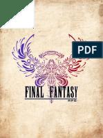 Final Fantasy RPG - 3ª Edição - Biblioteca Élfica.pdf