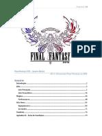 Final Fantasy RPG - 4ª Edição - CD 2 - Biblioteca Élfica
