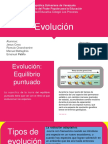 evolución biología
