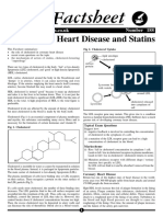 Cholesterol, Heart Disease and Statins