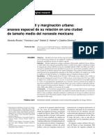 Mortalidad infantil y marginación urbana análisis espacial de su relación en una ciudad de tamaño medio del noroeste mexican.pdf