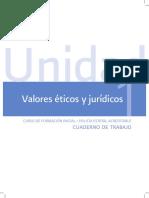 Área 3 Valores Del Trabajo en Equipo y Liderazgo