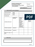 Anexo D -Formato Guia de Aprendizaje