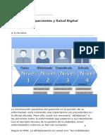 Activación de Pacientes y Salud Digital
