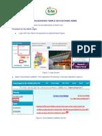 SRRV(Vemulawada)-Seva Ticket Booking User Manual for DEPT-Admin-Ver 1.0