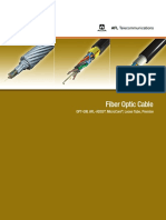 Catalogo Fibra Optica
