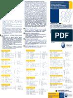 Plan de Estudio de Astronomia y Astrofisica