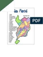 Mapas de San Marcos y Pajapita