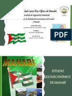 ESTUDIO SOCIECO MANABI.