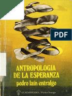 Antropologia de La Esperanza