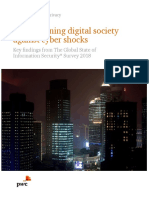 Strengthening Digital Society Against Cyber Shocks - Key Findings From Global State of Information Security Survey 2018 (PwC)