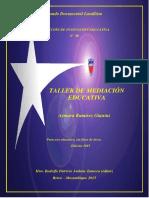 Col Innov Educ 06 - Taller de Mediación (Ramirez Giannini, Asmara)