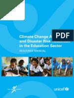UNICEF ClimateChange ResourceManual Lores c