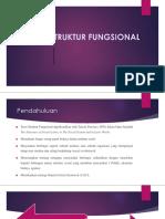 Structural Functionalsm