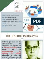 Ishikawa y Shewart