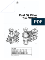 59-Fuel Oil Filter Type FM 152DE Alva Laval