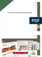 4. Manejo de reclamos contractuales (Claims).pptx.pdf