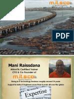 IPV6 MikroTik Implementation by Mani Raissdana