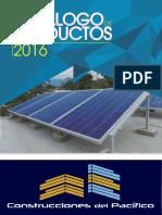 Catálogo 2016 Cp Completo
