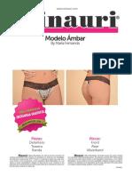 Panty Ambar Pattern by Minauri