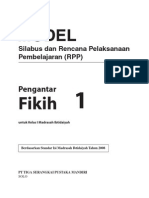RPP Dan Silabus Fikih MI1-Rev1