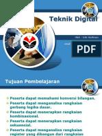 Teknik Digital PLPG