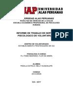 Informe Penal