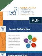 Presetacion CASA Latina