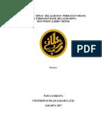 Cover Pak Haji Bukhori