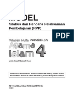 RPP Dan Silabus PAI SD4